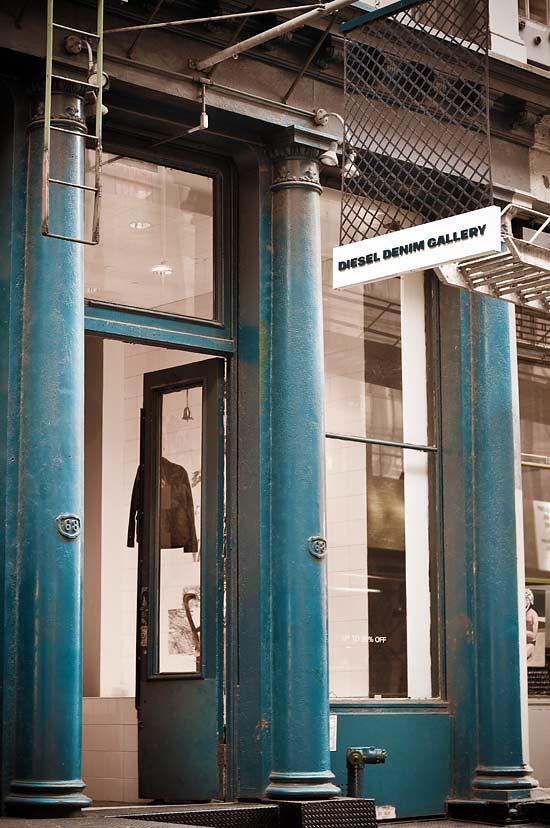 Diesel Denim Gallery - NY