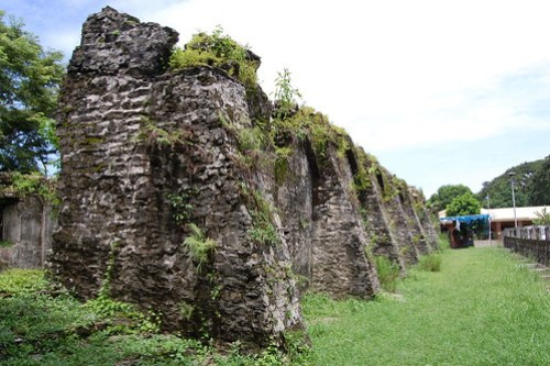 Pindangan Ruins - La Union Church Ruins (4)