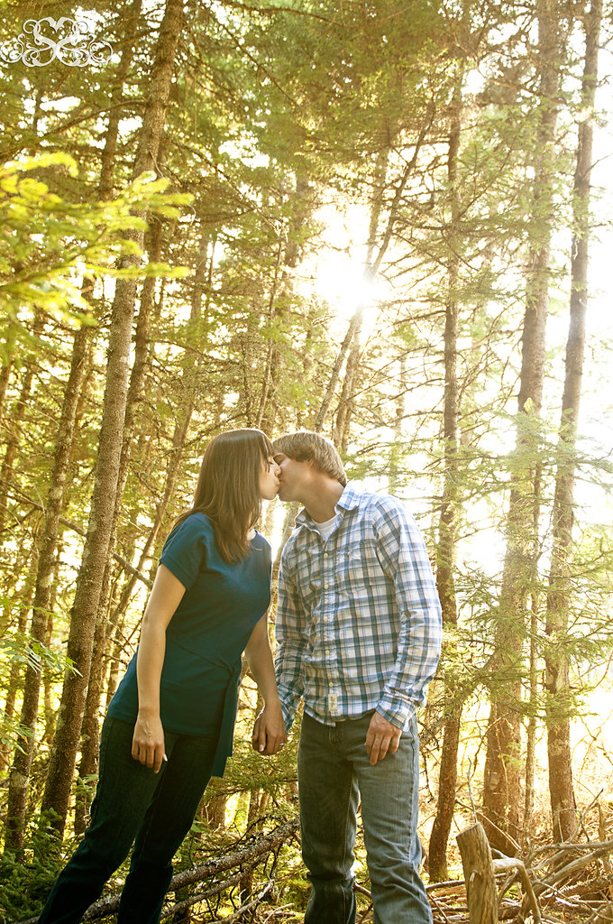 Justin & Mallory - E Session