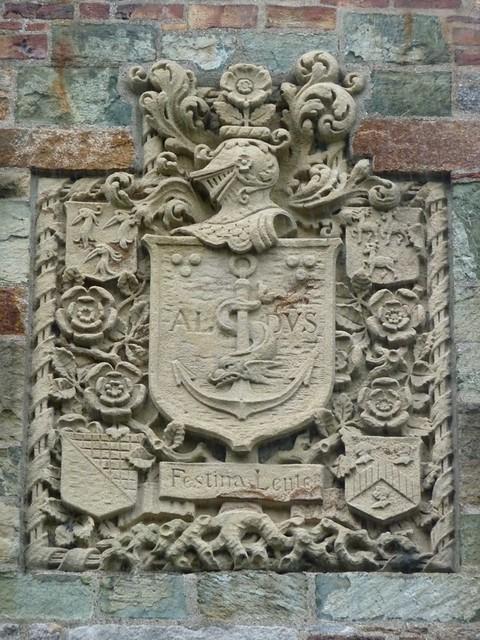 Higgins Coat of Arms