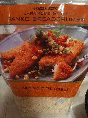 Japanese Breadcrumbs