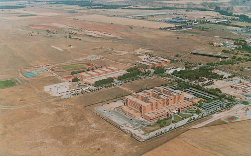 Campus universitario de ciencias