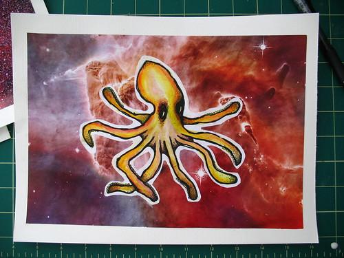 Yellowctopus