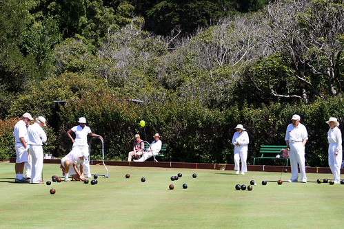 San Francisco Lawn Bowling Club