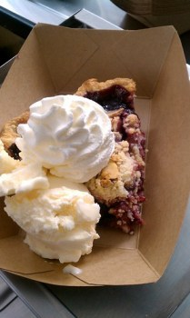 Forest Berry Pie from Pie Lab