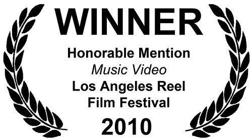 L.A. Reel Film Festival Honorable Mention