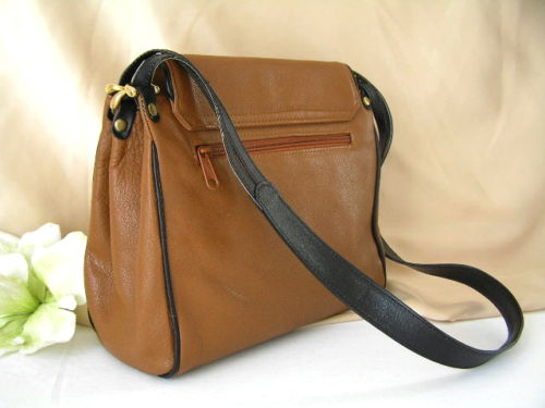 Handbag Tan Leather Earl3