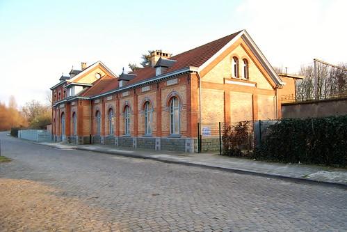 station Oostacker-Lourdes