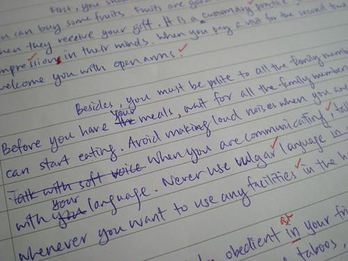 Handwriting 3