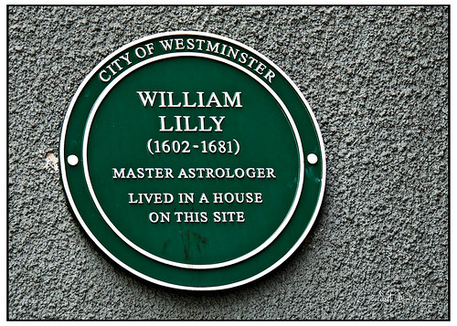 William Lilly - Master Astrologer