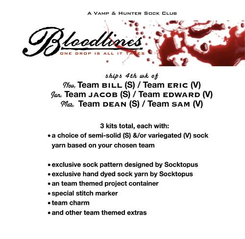 bloodlines description