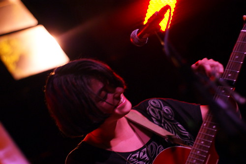 Sharon Van Etten, Pour House, Hopscotch, 09/10/10