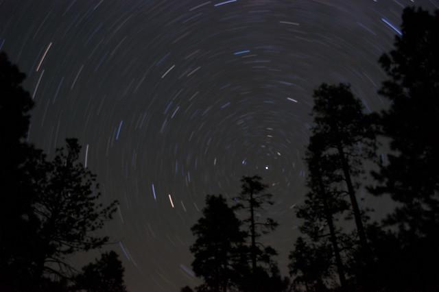 Star Trails 003