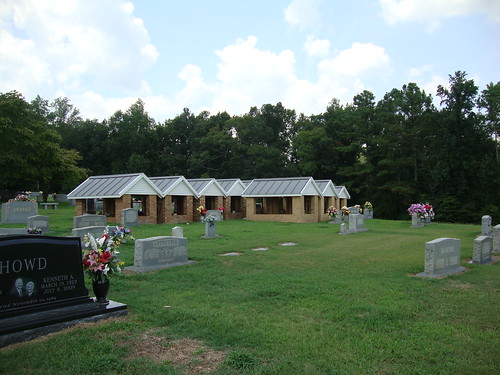 Blount County Graveshelters