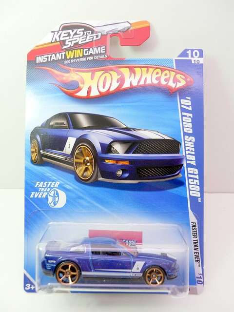hws 07 ford shelby gt500