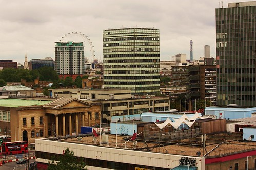 Heygate's London Eye