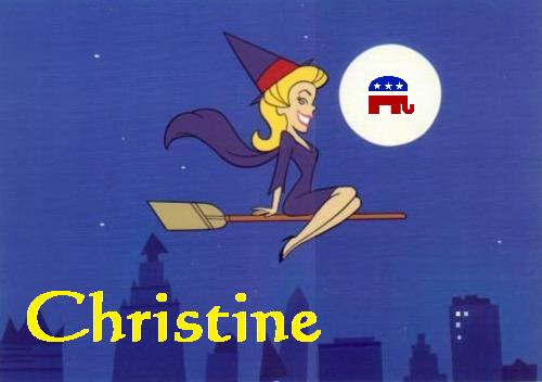 Christine O'Donnell Amends the Constitution