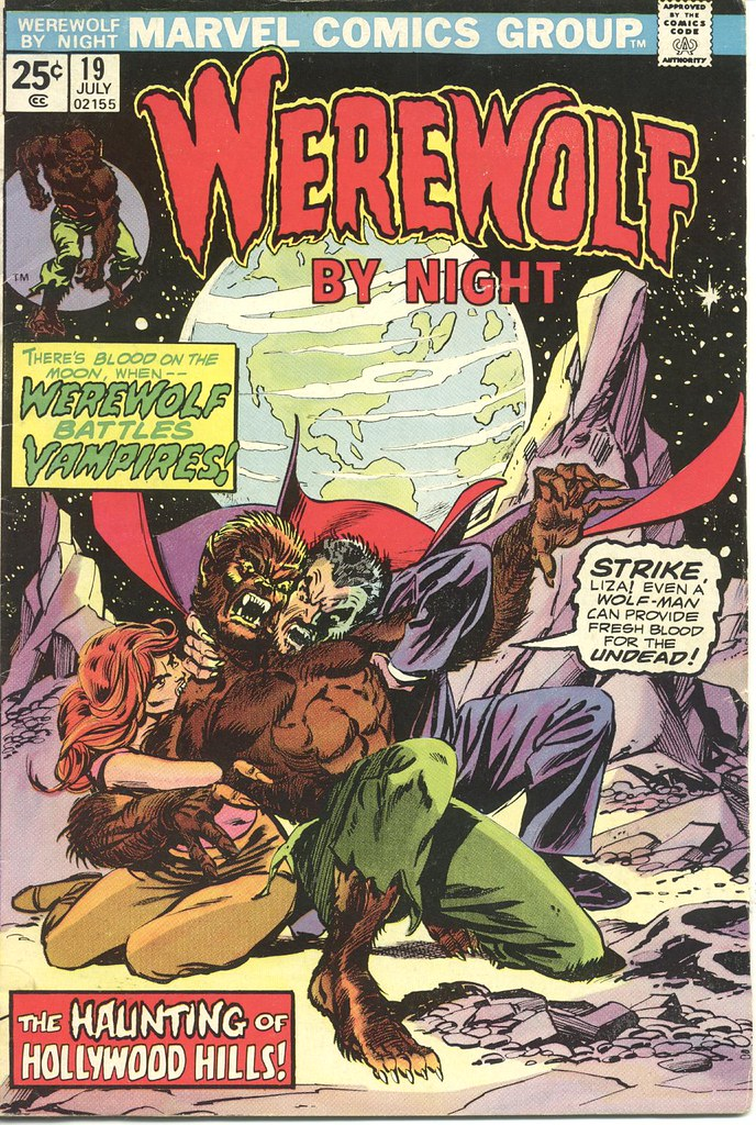 Werewolf by Night 19