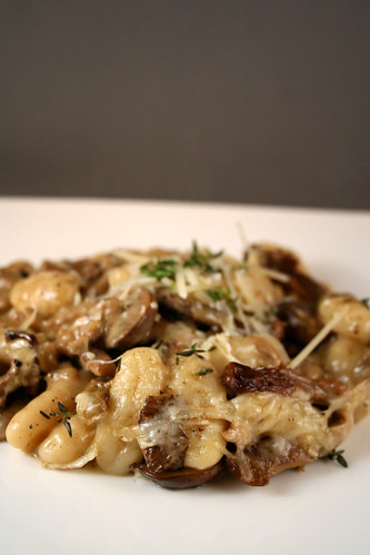 Gluten-Free Gnocchi with Wild Mushrooms