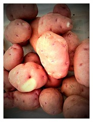 red potatoes (big ones)