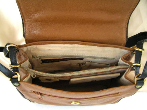 Handbag Tan Leather Earl2
