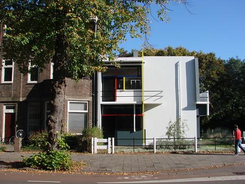 Rietveld-Schröder Huis