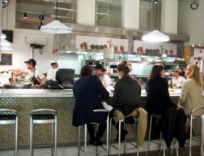 Eataly NYC - A Bar, Oct. 5, 2010