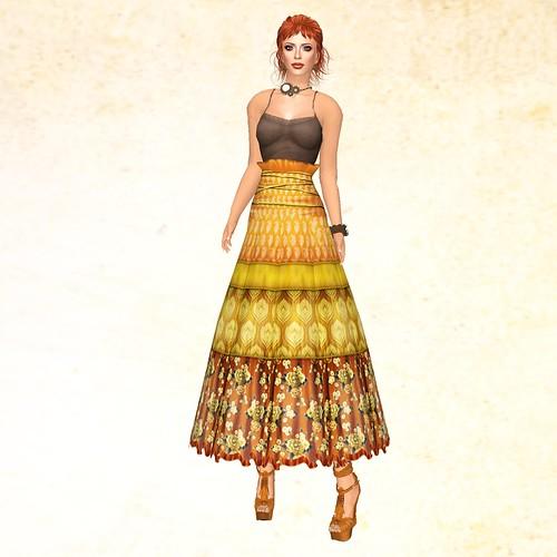 Saffron Skirts