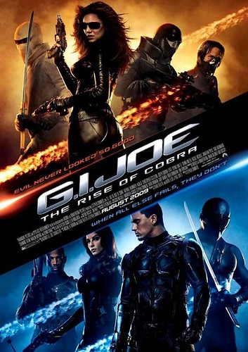 GI Joe : Rise of the Cobra