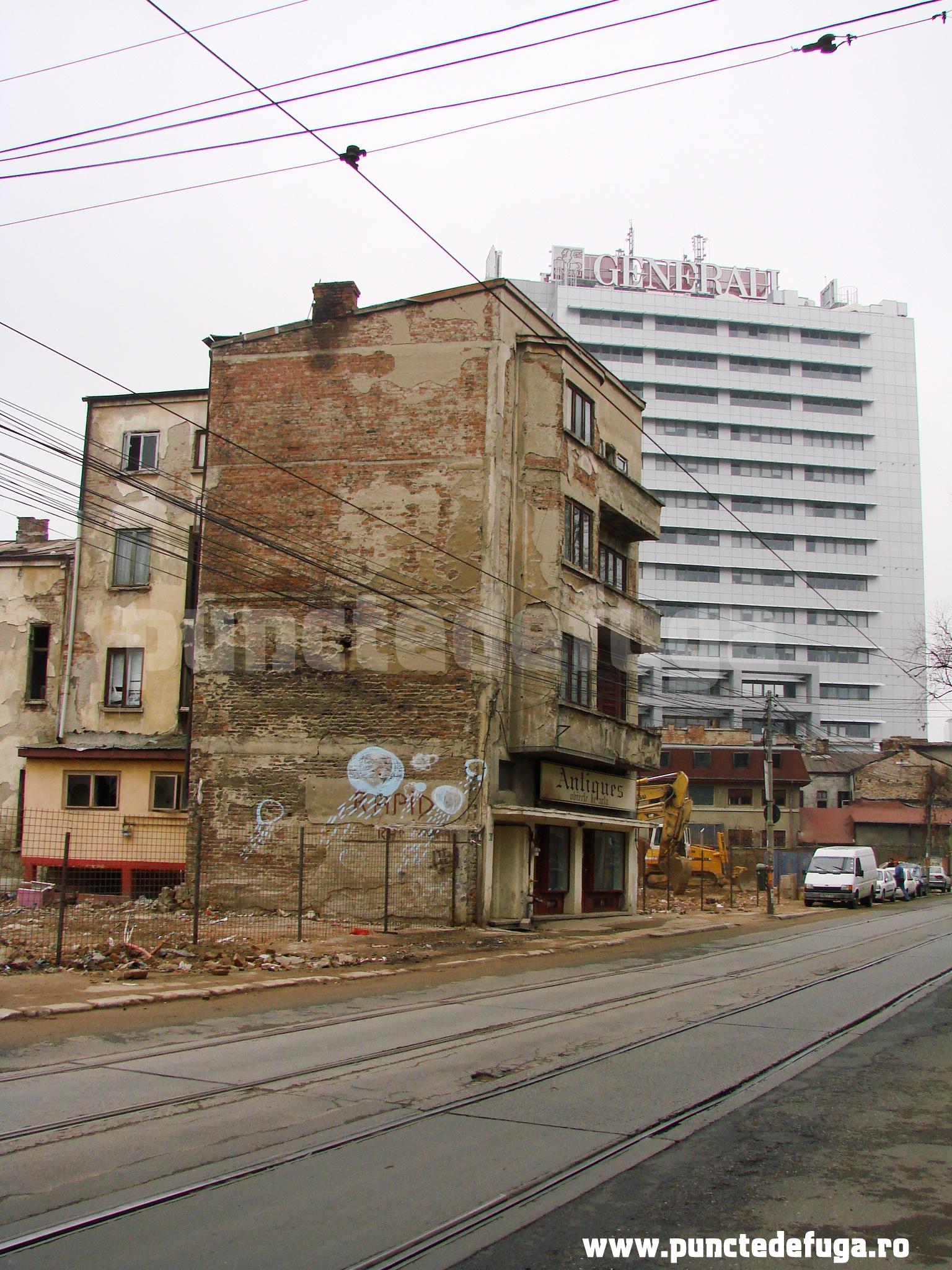 strada buzesti noiembrie 2010
