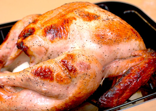 Apple Cider-Brined Turkey