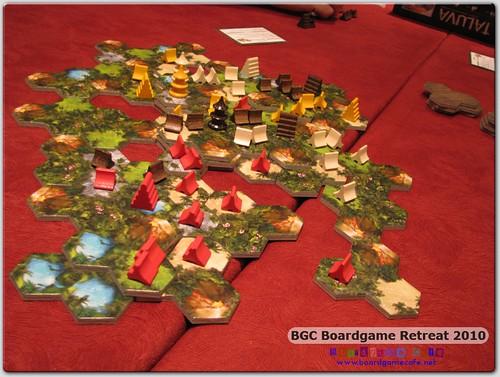 BGC Retreat - Taluva