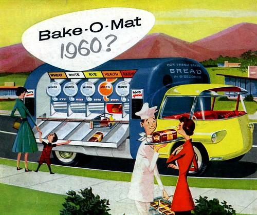 Bake-O-Mat 1960?