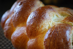 loaf of challah