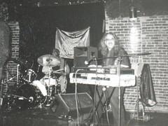 Bernard Purdie and Jon Hammond onstage
