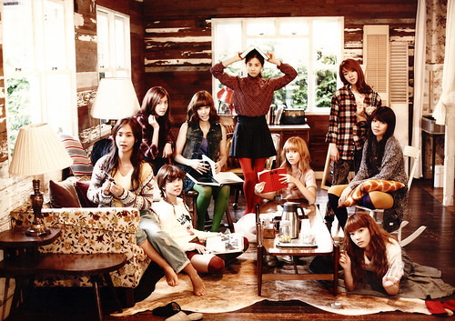 Girls Generation First Photobook 15