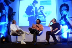 Jay Cross, Luiz Algarra e Paul Pangaro