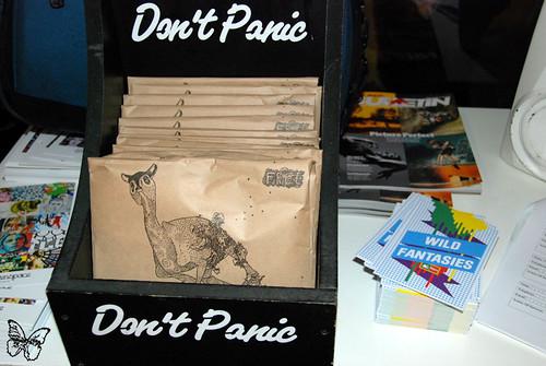 Don't Panic - Wild Fantasies