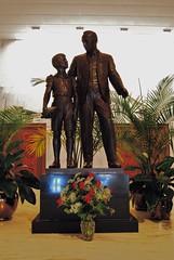Milton Hershey Statue