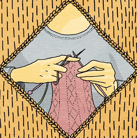 Knitting Therapy - order