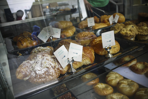 pastries at Sandbox Bakery, bBernal Heights