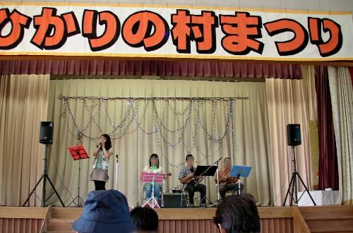 福井ウクレレサークル楽音ライブ10/10/17