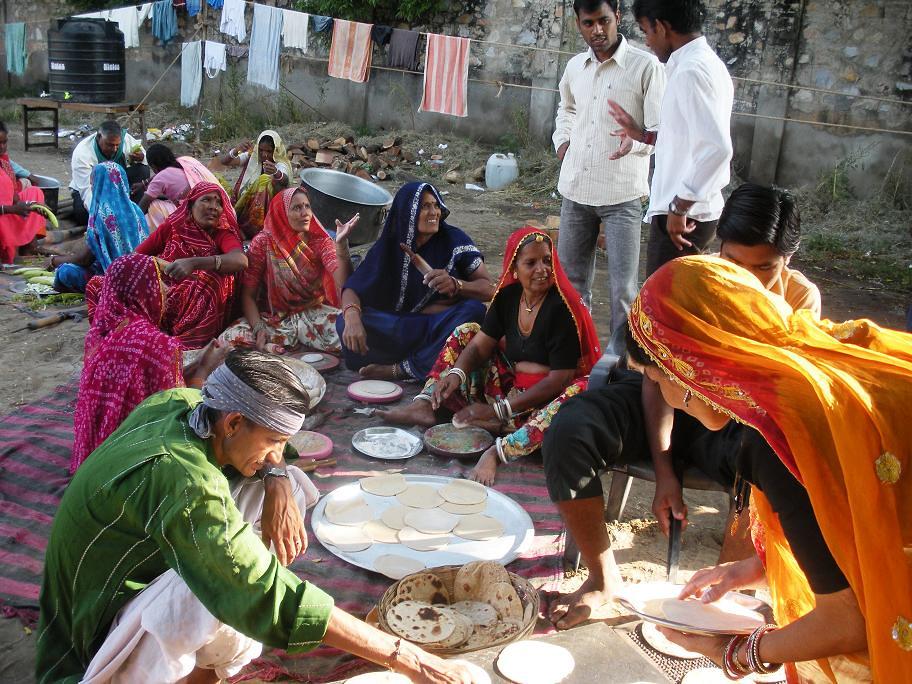 Pics from the satyagraha - 5, 6 & 7 Oct 2010 - 21