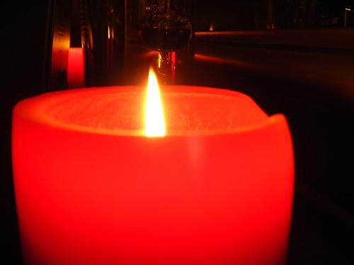 Macro Friday - Candles