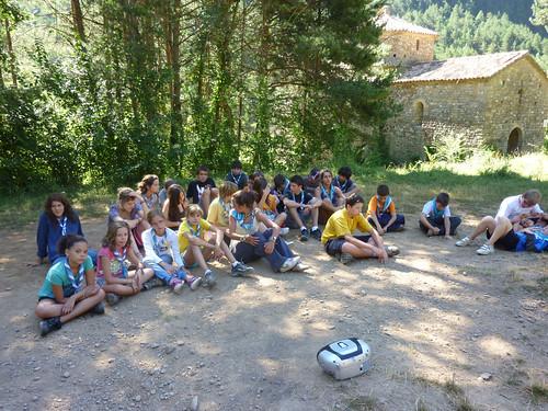 Campaments Esplai Natzaret Vall d'Ora 2010 (41)