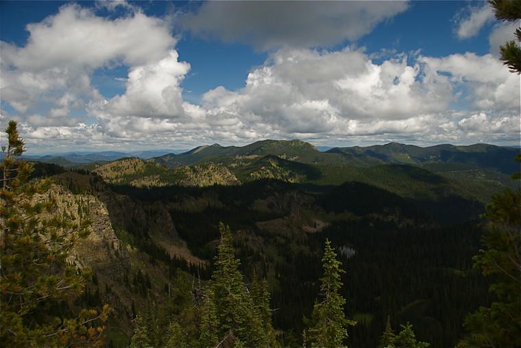Four Lakes Basin