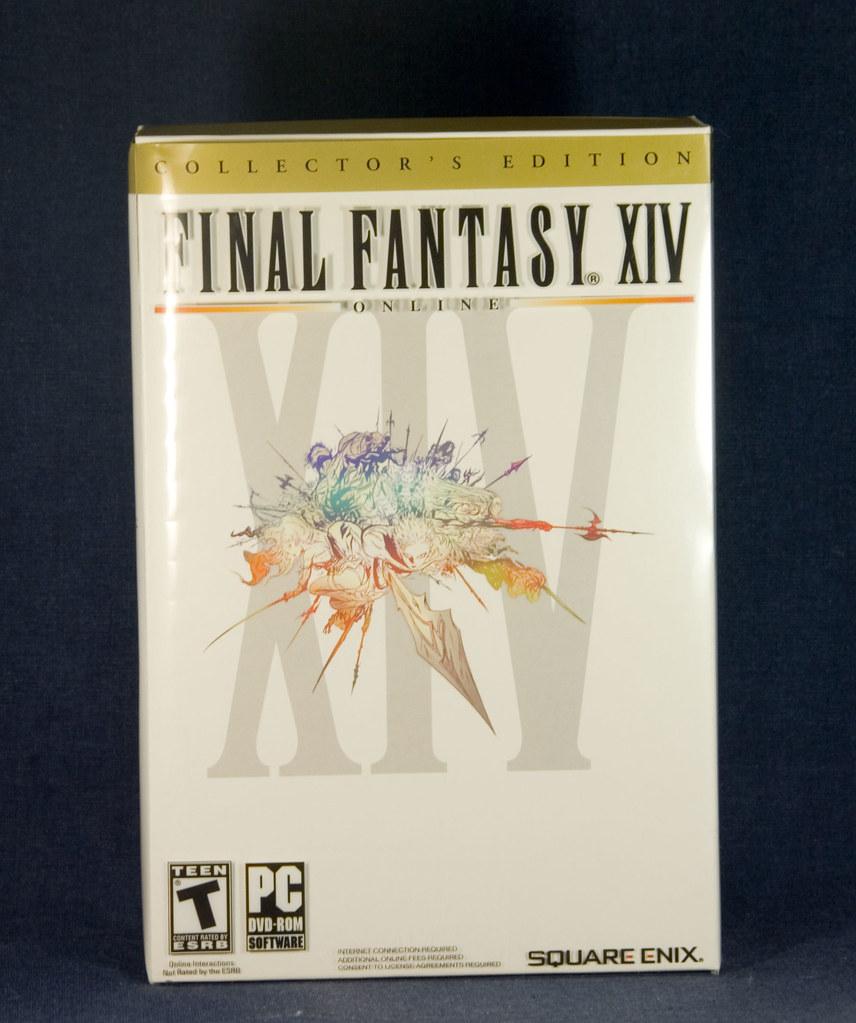 Final Fantasy XIV Collector Edition 08
