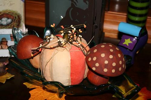 Newly found Mushrooms