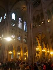 Luce a Notre Dame