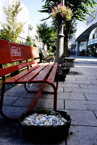 cola bench